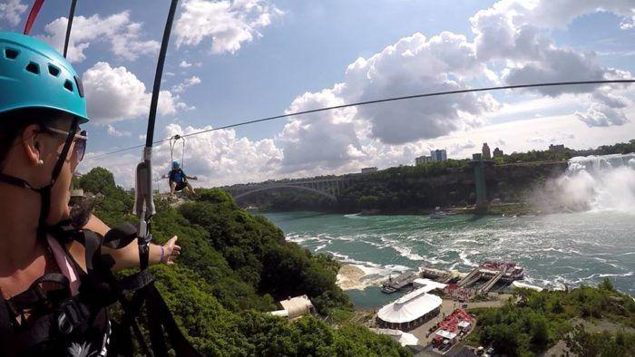 9 Epic Adventures Every Buffalonian Must Take Before They Die Adventure Niagara Falls Ziplining