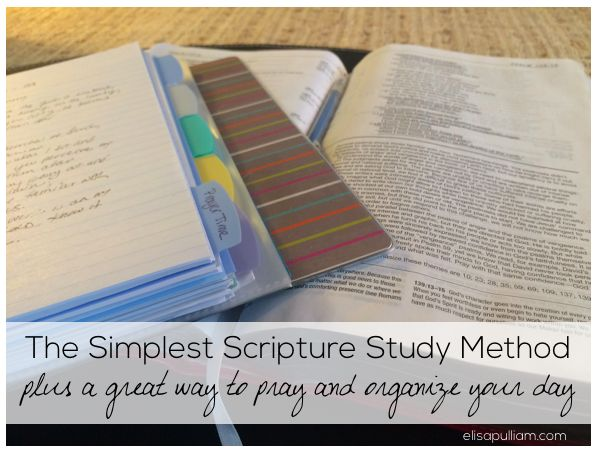 "The Simplest Scripture Study Method . . . outline for you ""Abide: Because It's the Secret to Thriving."""