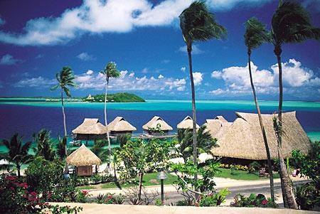Hotel Maitai Polynesia Bora Bora. Via etahititravel.com
