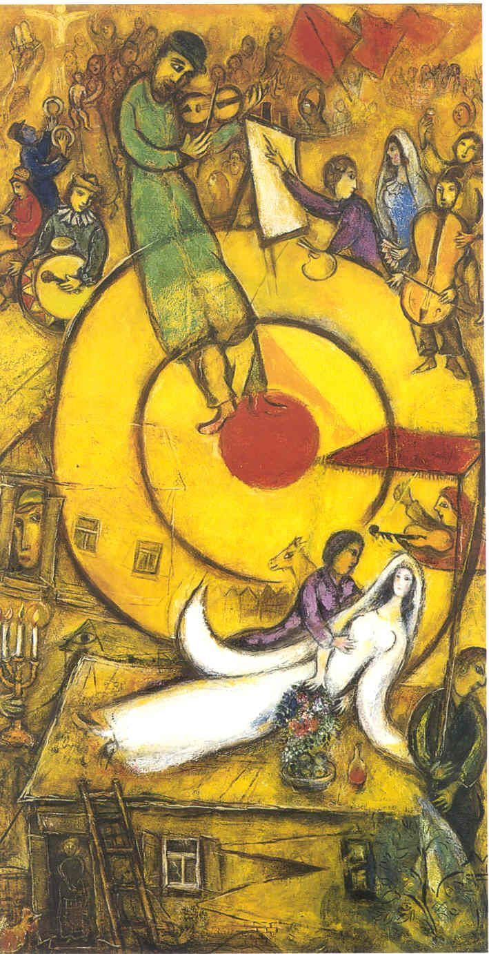 1000 images about marc chagall on pinterest bijoux for Chagall mural chicago