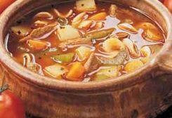 Moldovan Meat Bortsch / Borş Moldovenesc cu Carne :: Romanian Food Recipes