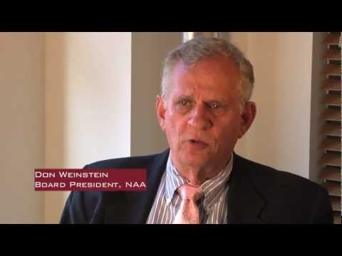 Donald Weinstein, Ph.D., discusses how he felt after his stroke and aphasia. He is the President of the National Aphasia Association. Check it out: www.aphasia.org.