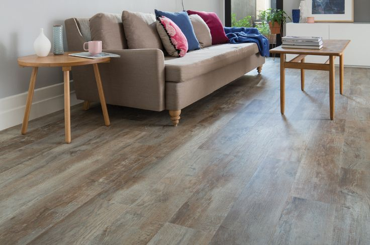 This colour combination ✔️ Product featured Genero Euro Vinyl Plank in Stone Oak
