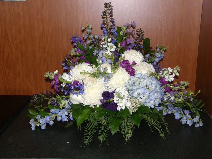 203 best flower arrangements images on pinterest floral flower arrangements for january then we also did a couple of altar flower arrangements for mightylinksfo