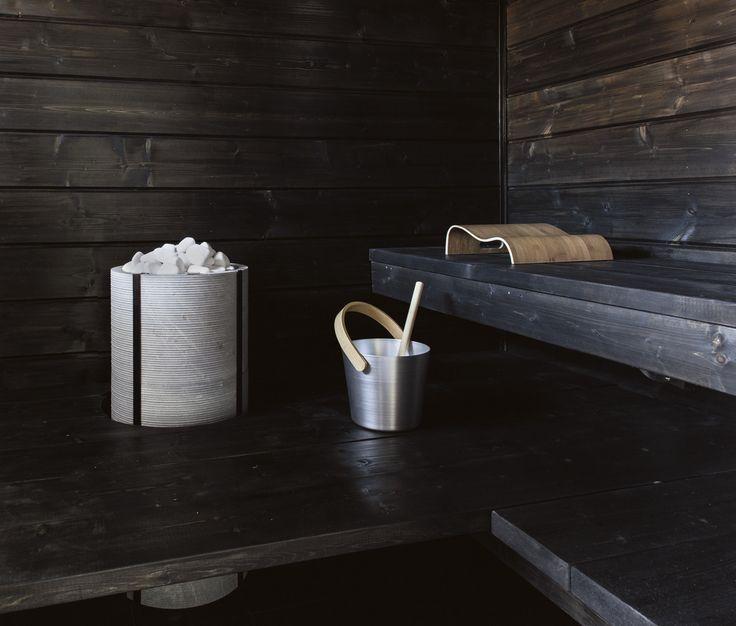 musta sauna | Naava