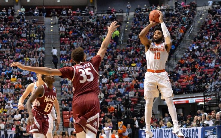 Clemson 79 New Mexico State 68