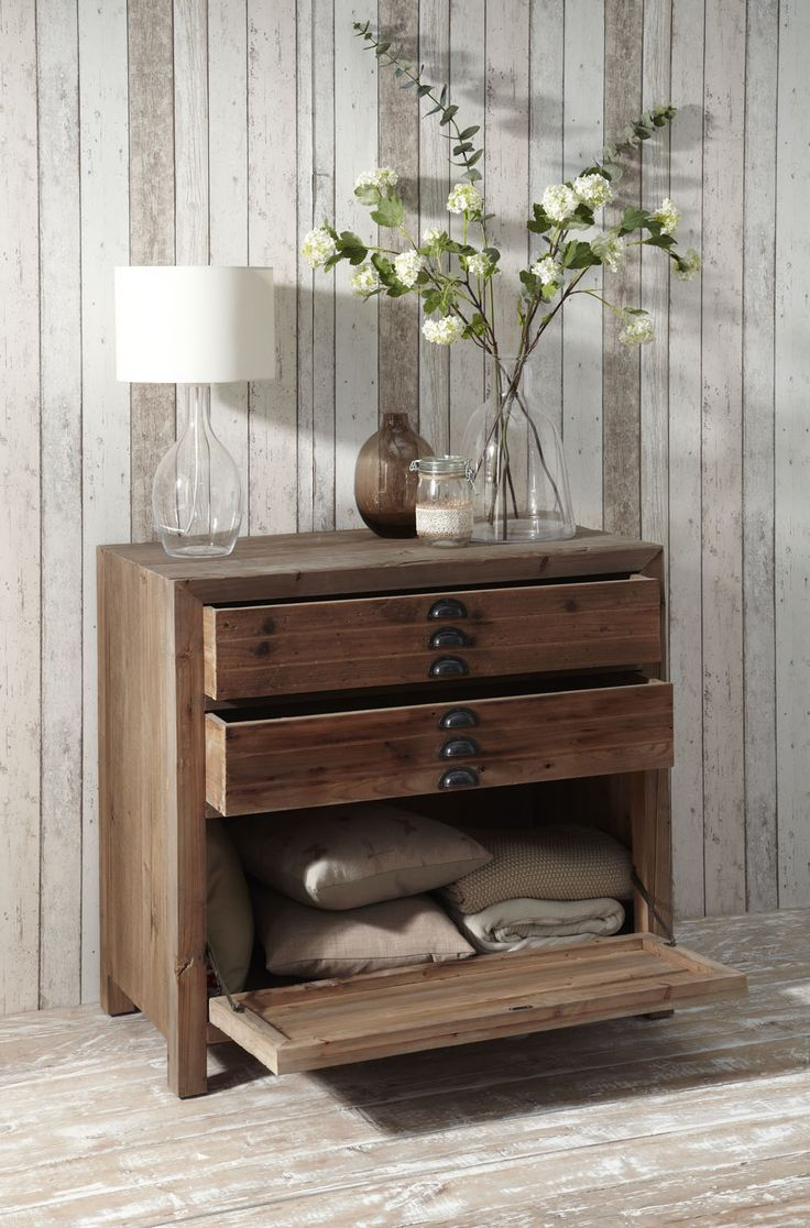 Foret Chest of Drawers - Take a look at this clever and practical piece! Use it in your bedroom, living room, hallway or kitchen. What a practical piece! http://dennest.com/chest-of-drawers/70-foret-chest-of-drawers.html