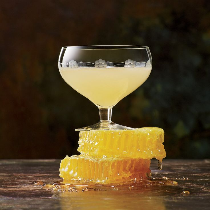 The Bee's Knees is a honey-sweetened Prohibition-era cocktail. It's simple, clean and refreshing—the perfect drink for spring.