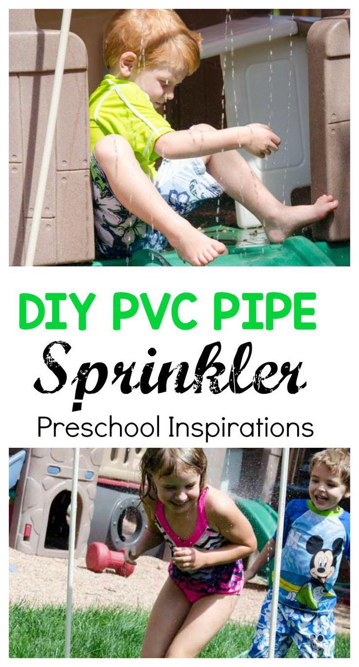 Best 25 pvc pipe sprinkler ideas on pinterest water for Best water pipe for outside