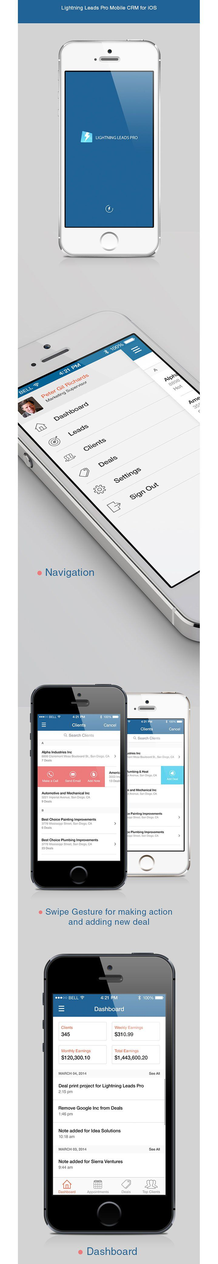 LLP Mobile for iOS