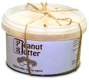 Изображение Арахисовая паста «Веган», ТМ Peanut Butter, 300 г