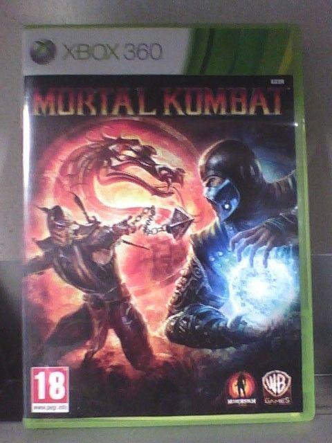 Mortal Kombat   XBOX 360  ITALIANO