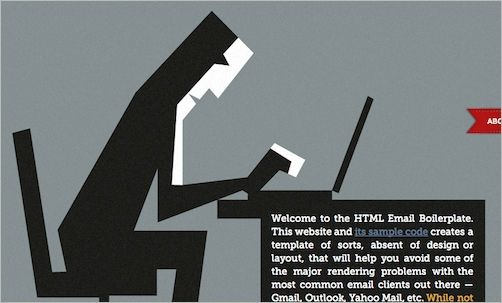 HTML EMAIL BOILERPLATE