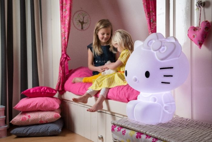 Hello Kitty lampe pour chambre d'enfant