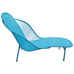 Imba Chaise Longue Sunlounger by Moroso for Indoor and Outdoor