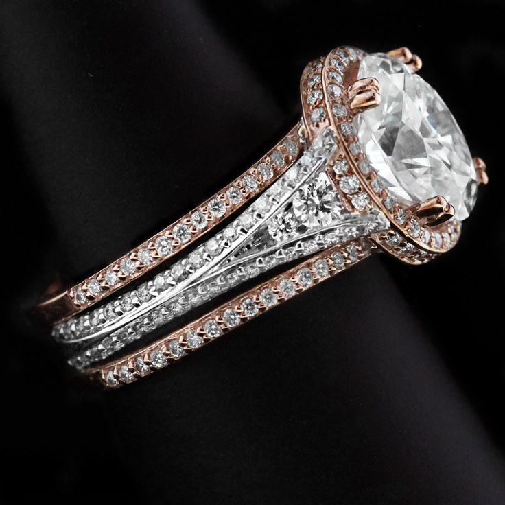 Awesome Kat Antique Engagement Ring