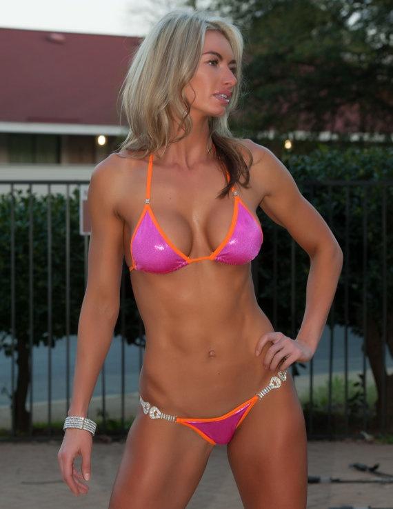 Micro bikini competitions