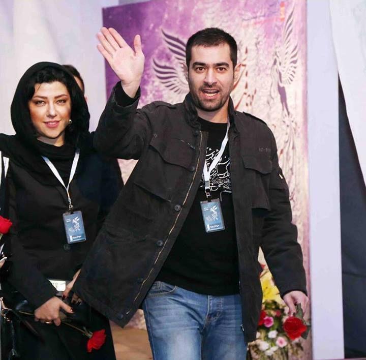 Shahab Hosseini & His Wife | Iranian Actor | Pinterest