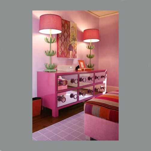 Teen bedrooms decorating and mixing colors and styles