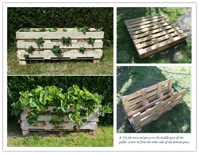 Best 25+ Strawberry Planters Ideas On Pinterest