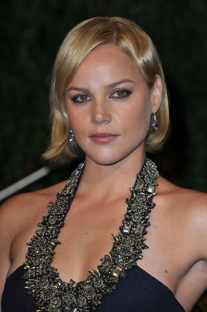 The shiny Abbie Cornish