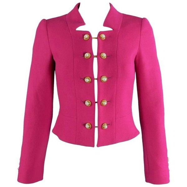 1000  images about Pink Outerwear on Pinterest