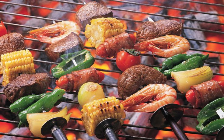 Grilled Kebabs Wallpaper - Hd Wallpapers (High Definition) | 100% HD Quality ...