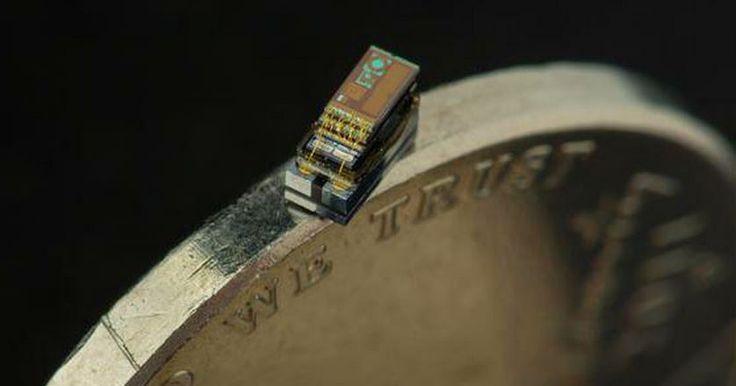 Rice-Grain Size Micro Mote M^3 is World's Smallest Computer