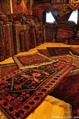 What would a trip to Turkey be without a visit to a Carpet shop at some point?Visit @ http://themostalive.com/selcuk-turkey-small-town-massive-history/