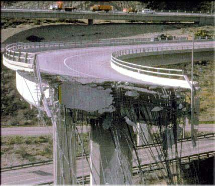 Sylmar Quake. San Fernando Valley - February 9, 1971. Lived in Sylmar then  remember this all too well.