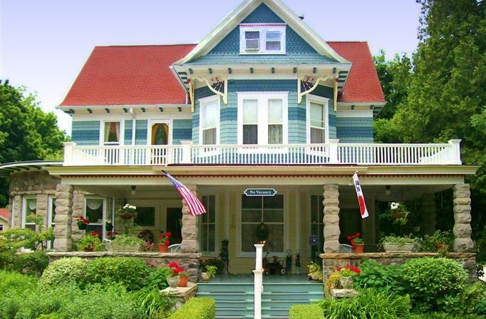 The Reynolds House Sturgeon Bay Door County WI