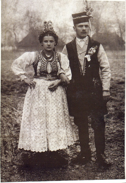 Traditional Polish costume by katiebecck, via Flickr