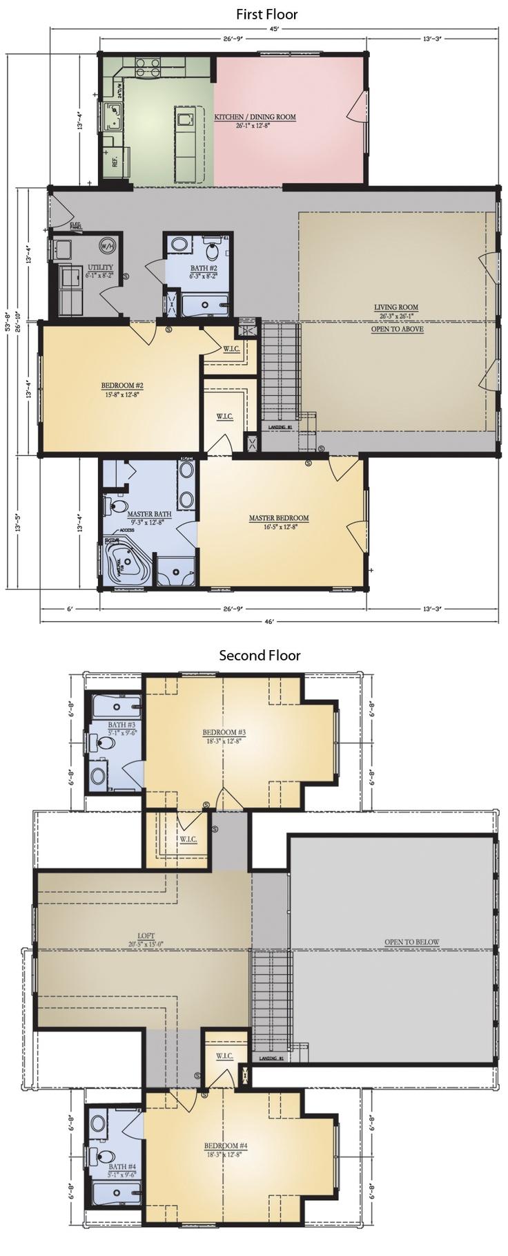 27 best 3d floor plan images on pinterest floor plans