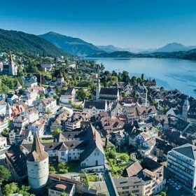 Video: From Silicon Valley To Crypto Valley: Zug is the Epicentre of the #Blockchain Revolution  View the video with photographs on http://totnaija.blogspot.com.ng/2018/02/from-silicon-valley-to-crypto-valley.html