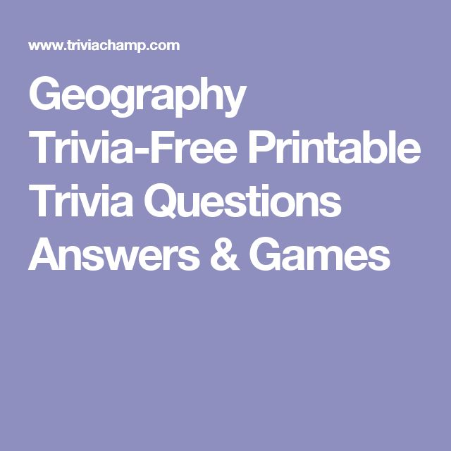 Clever Jeopardy Categories: 17 Best Ideas About Trivia Questions On Pinterest
