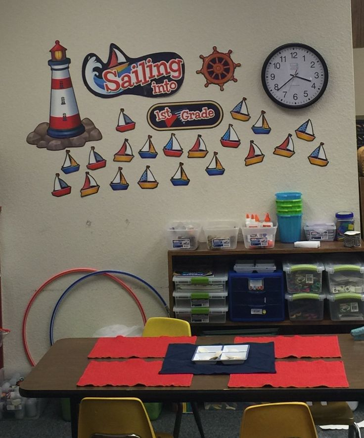 Classroom Decor Nautical : Images about ocean nautical classroom decor on