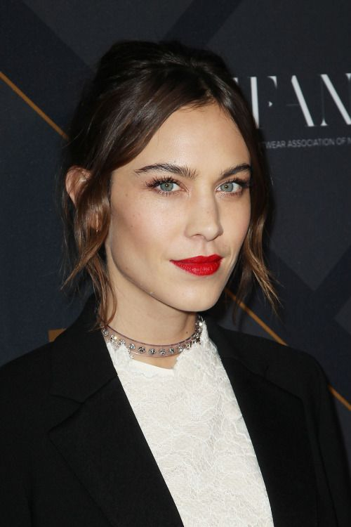 alexachungdirectory:    Alexa Chung attends the 29th FN Achievement Awards at IAC Headquarters on December 2, 2015 in New York City