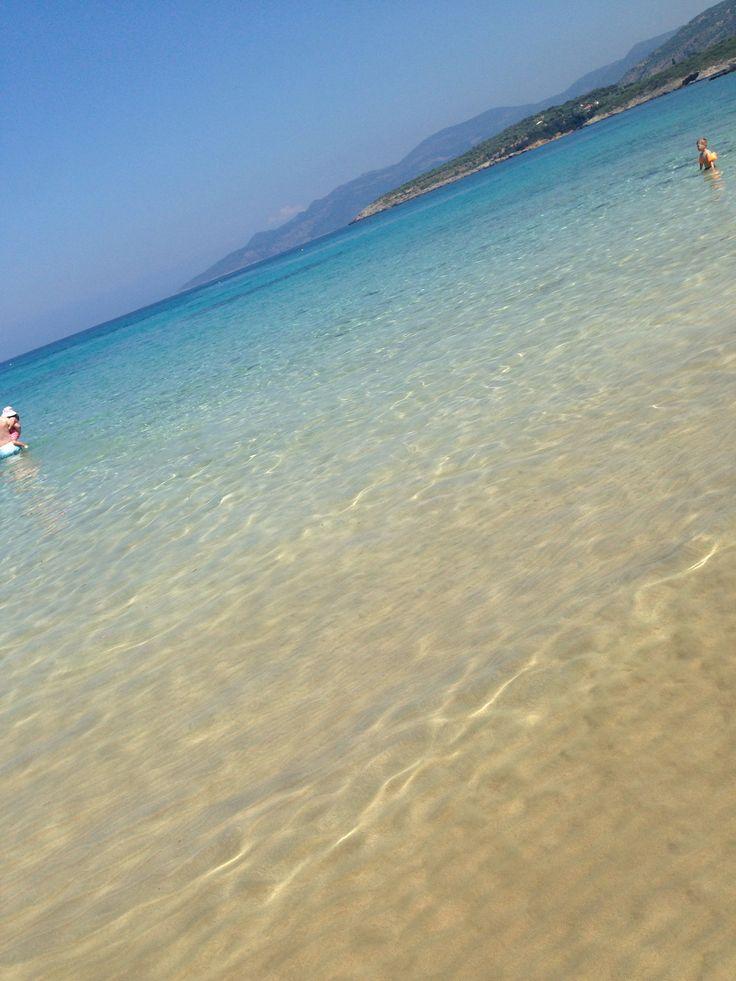 Kalogria beach Stoupa, Paradise!!
