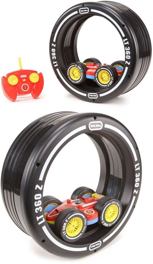 Child Size 2574: Little Tikes Rc Tire Twister Toy -> BUY IT NOW ONLY: $41.38 on eBay!