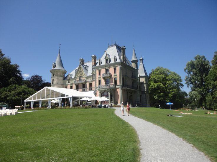 Schloss Schadau   Thun   Bern   Switzerland