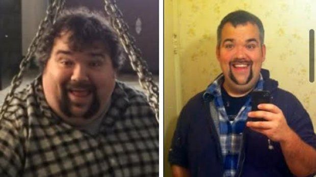 Stephen Lewis wants his weight loss story to go viral