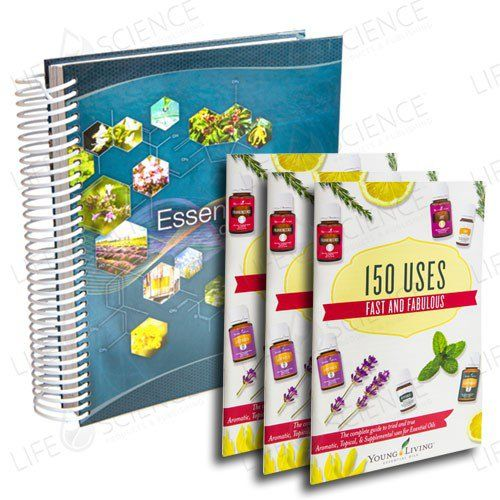 This bundle includes the following products: 1x7th Edition Essential Oils Desk Reference 3x150 Uses: Fast and Fabulous
