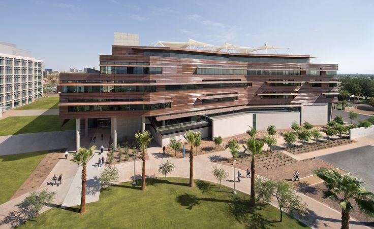 Gallery - Health Sciences Education Building / CO Architects - 10