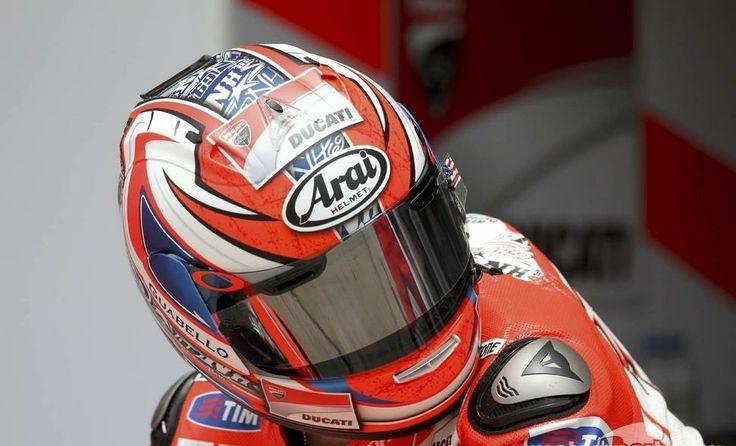 Nicky Hayden 2013