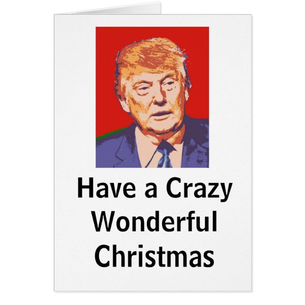 Trump Cards - Donald Trump Christmas Mexico Card #cards #christmascard #holiday