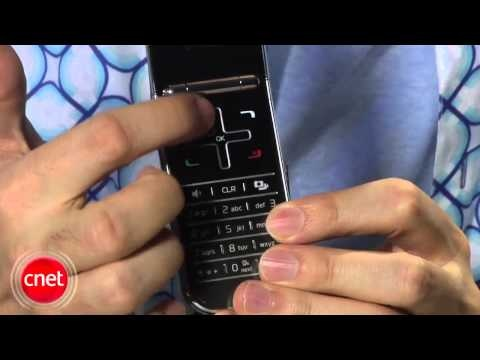 Nokia 7205 Intrigue Review (Verizon Wireless)
