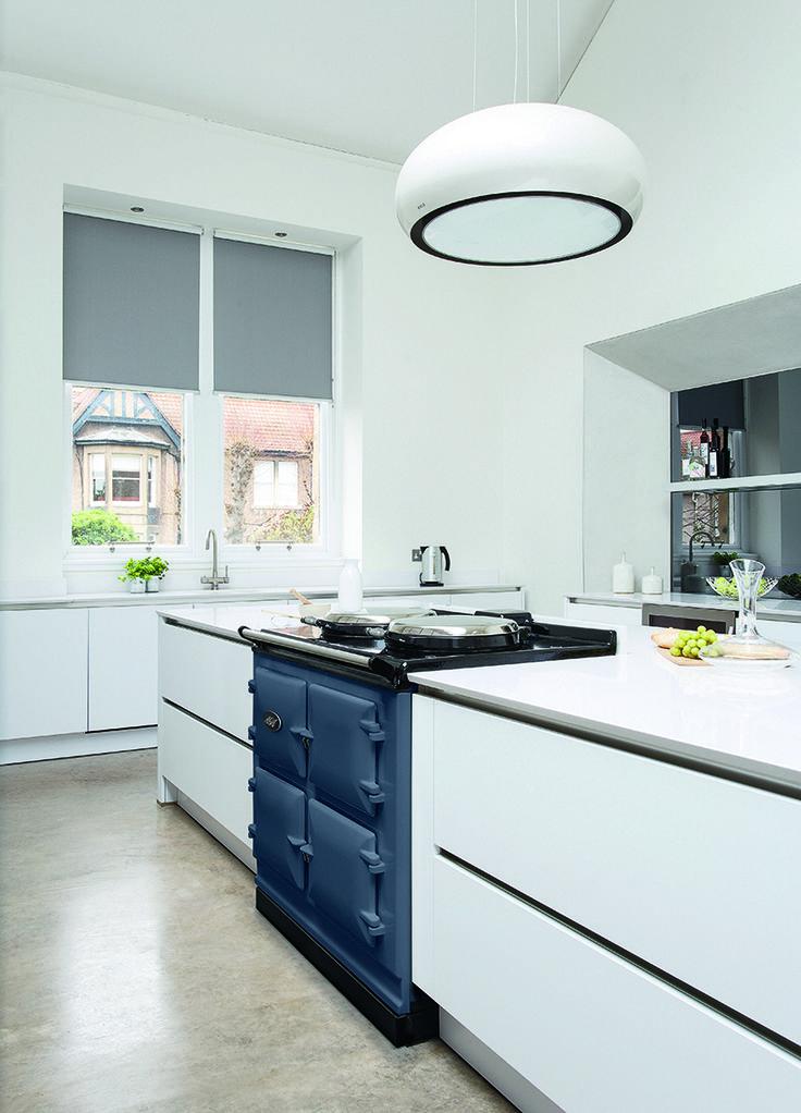 Une nouvelle couleur pour habiller la plus belle des cuisinière AGA.