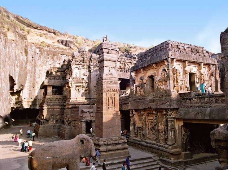 The Evidences of the Architectural Past of India
