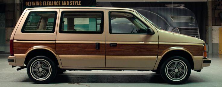 Chevy minivan