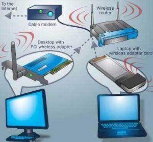 Δείτε ποιος χρησιμοποιεί το wi-fi σας και που βρίσκεται, με τις παρακάτω οδηγίες: http://www.manteio.eu/2016/05/wi-fi.html